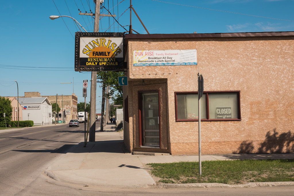 Restaurants North Winnipeg