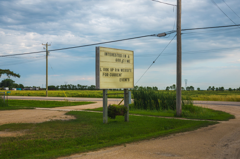 Interested in a Good Time? (Rosser, Manitoba)