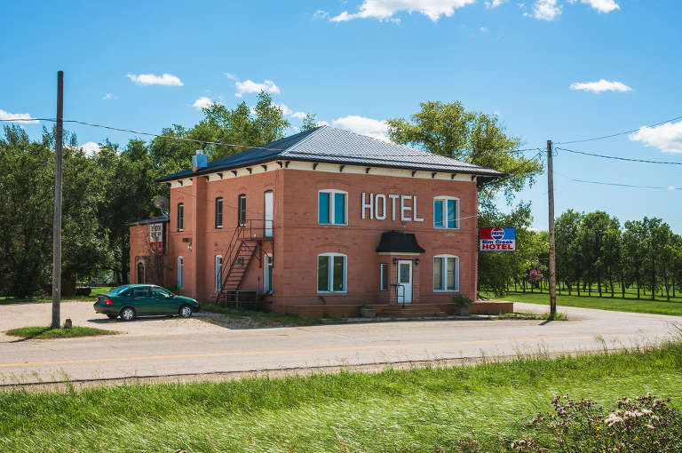 Elm Creek Hotel Elm Creek, Manitoba)