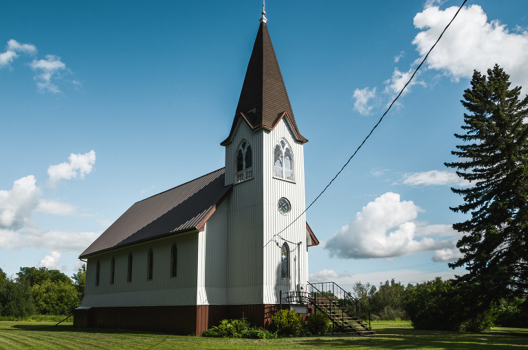 Isabella United Church (Isabella, Manitoba).