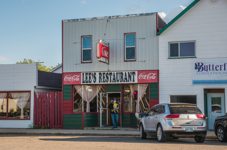 Lee's Restaurant (Rivers, Manitoba)