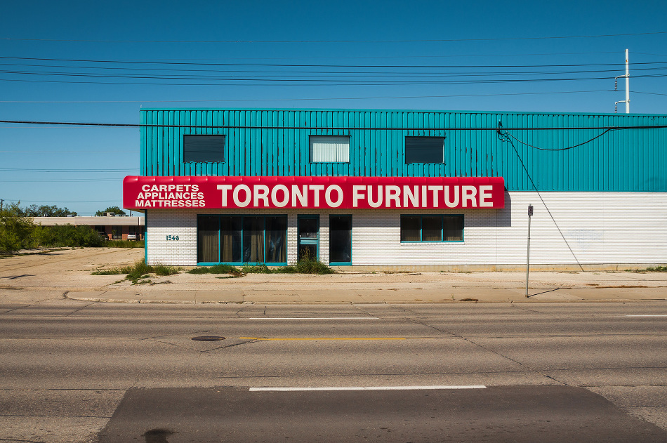 More retail on st james winnipeg love hate for B furniture toronto