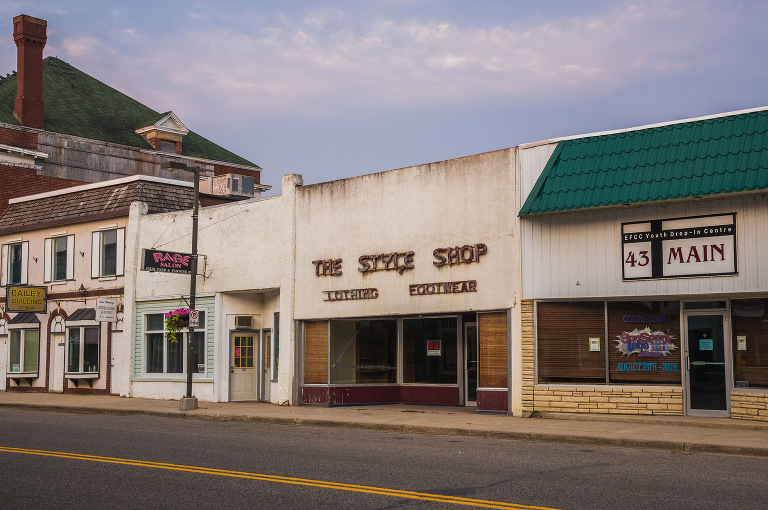 The Style Shop (Carberry, Manitoba)