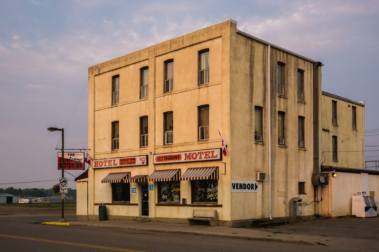 Carberry Motor Inn (Carberry, Manitoba)
