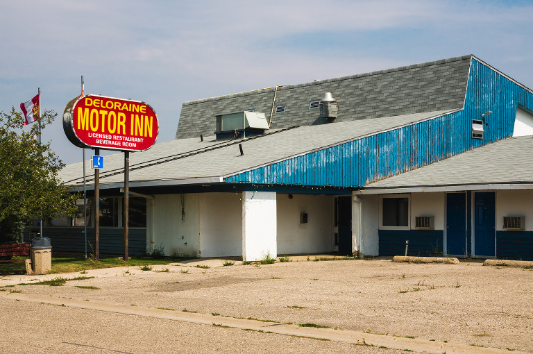 Deloraine Motor Inn (Deloraine, Manitoba)