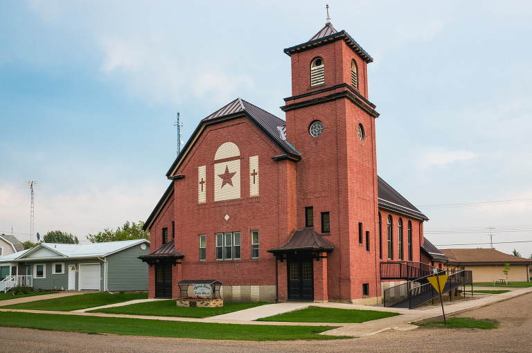 United Church (Cypress River, Manitoba)