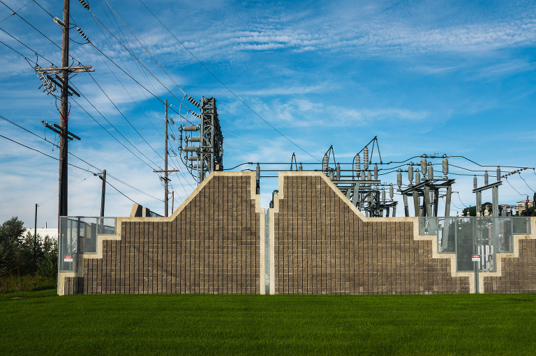 Manitoba Hydro Substation (Church Street)