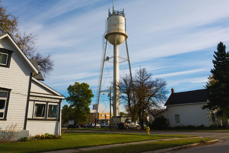 Water Tower (Carman, Manitoba)