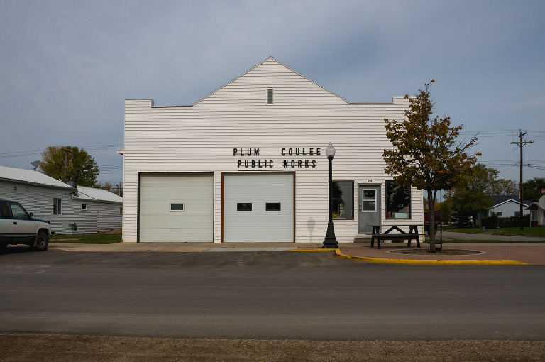 Plum Coulee Public Works (Plum Coulee, Manitoba)