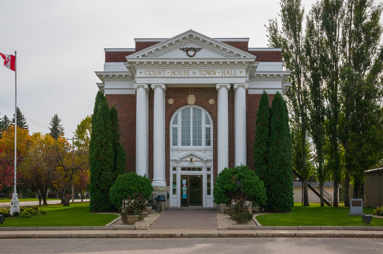 Courthouse/Town Hall (Emerson, Manitoba)