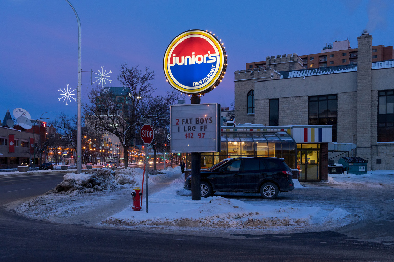 Junior's (Portage Avenue).