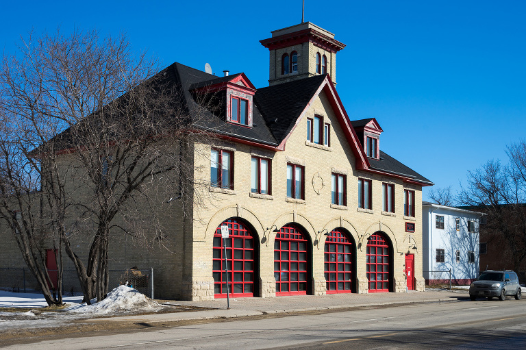 Fire Hall (Talbot Avenue).