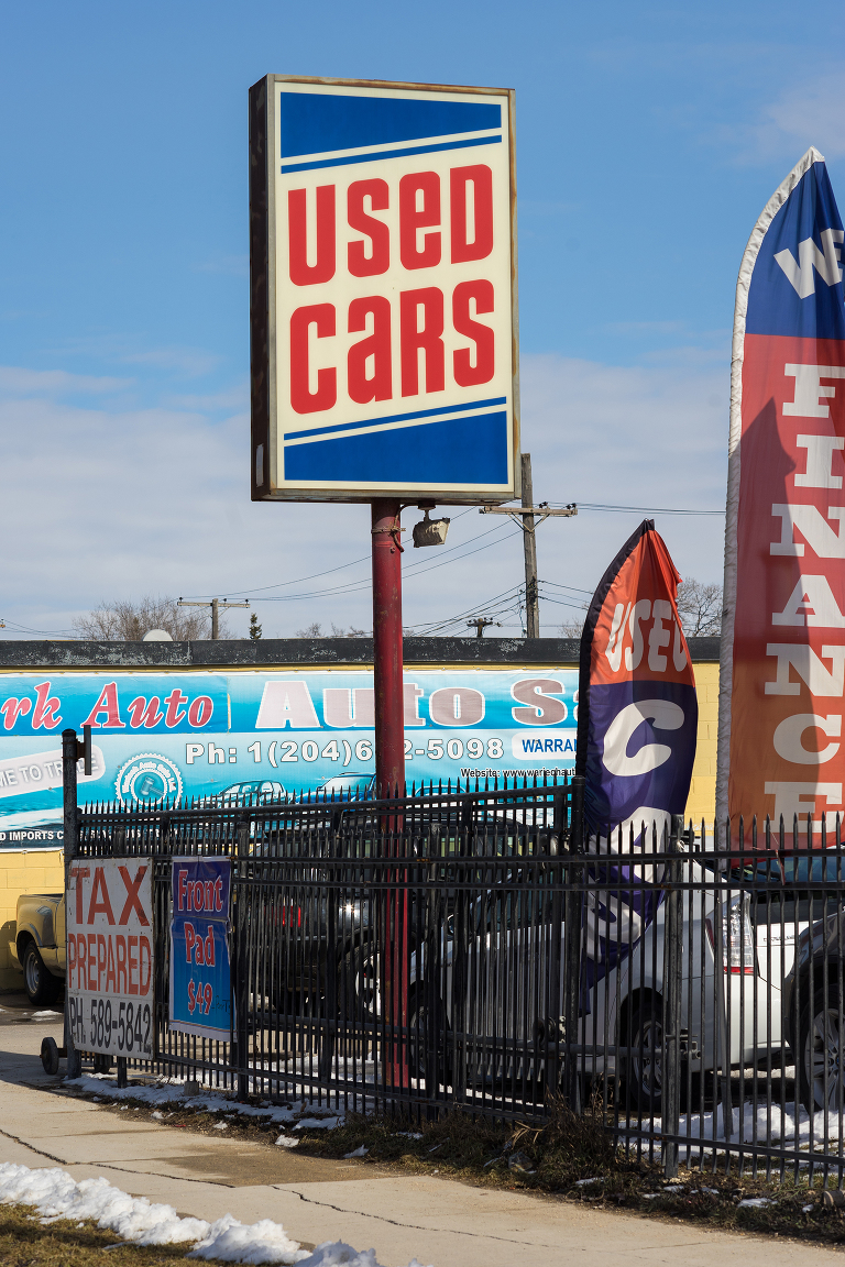 Used Cars (Main Street).