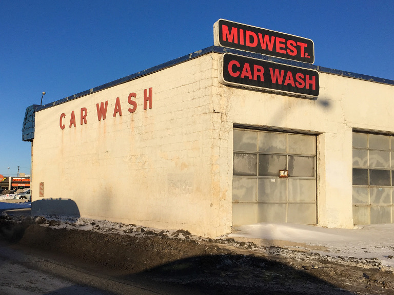 Midwest Car Wash (Logan Avenue).