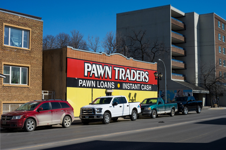 Pawn Traders (Ellice Avenue).