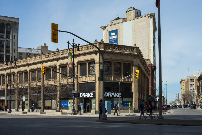 Curry Building (Portage Avenue).