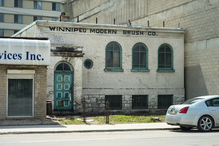 Winnipeg Modern Brush Co. (Notre Dame Avenue).