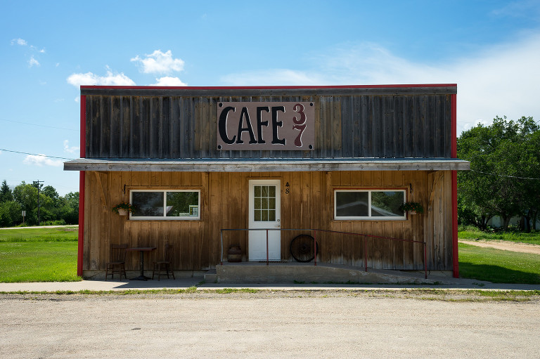 Cafe 37 (Kelwood, Manitoba).